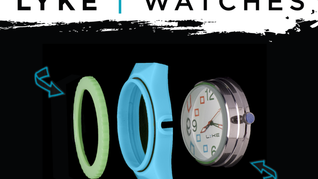 LYKE | WATCHES project video thumbnail