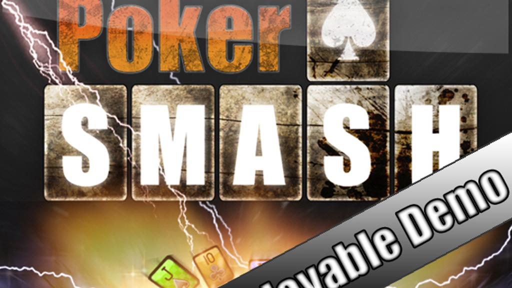 Poker Smash project video thumbnail