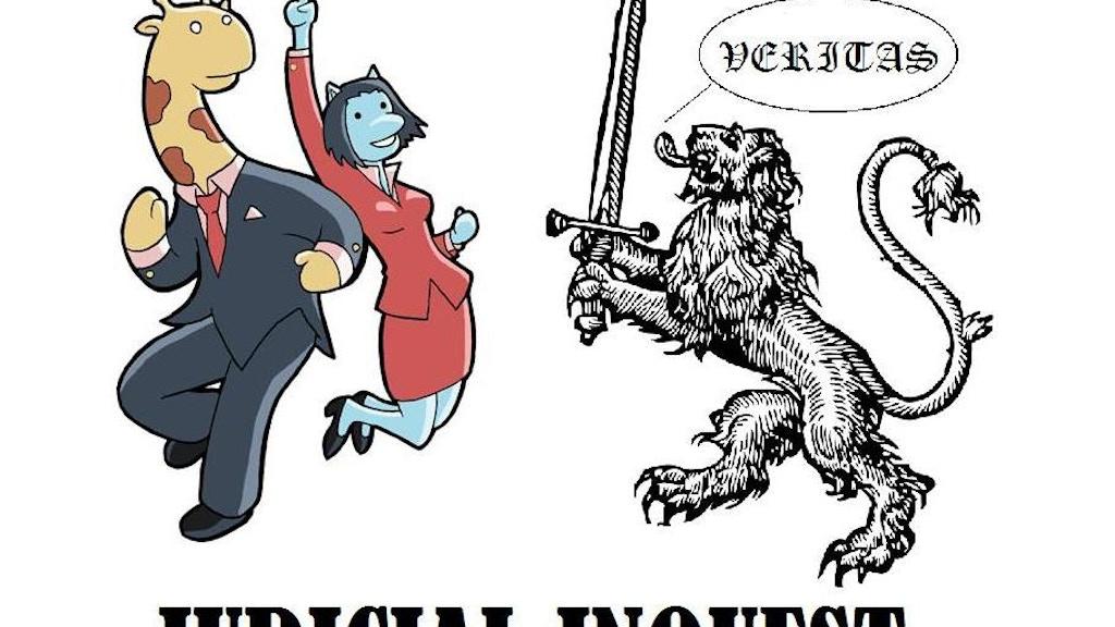 Sea Dracula: Judicial Inquest at Gamestorm 2013 project video thumbnail