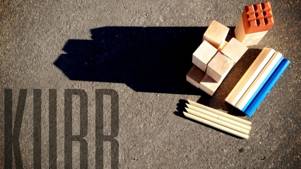 Kubb The Outdoor Viking Party Game Handcrafted By Kubb Kraft