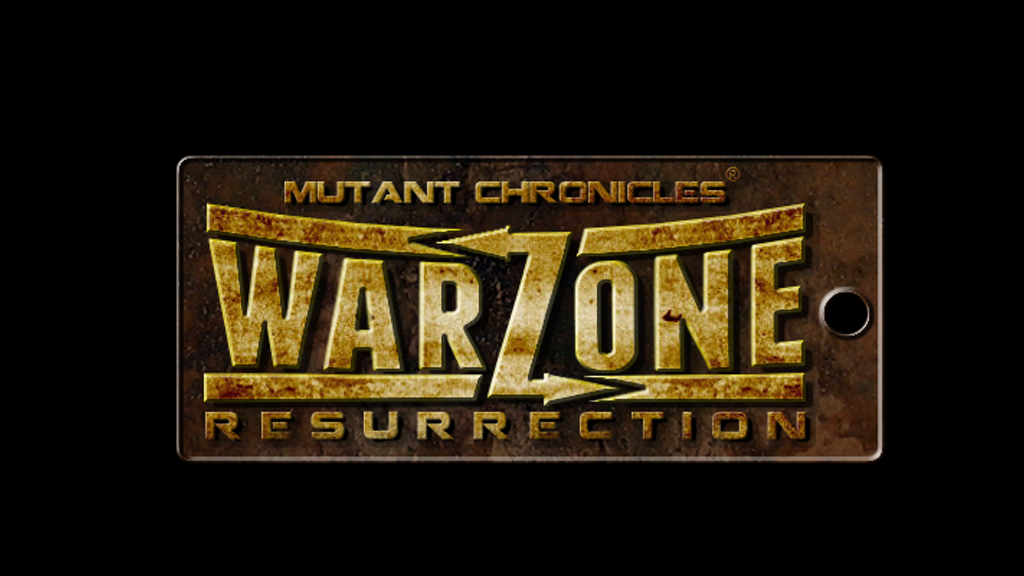 Mutant Chronicles Warzone Resurrection-28mm Miniatures Game project video thumbnail