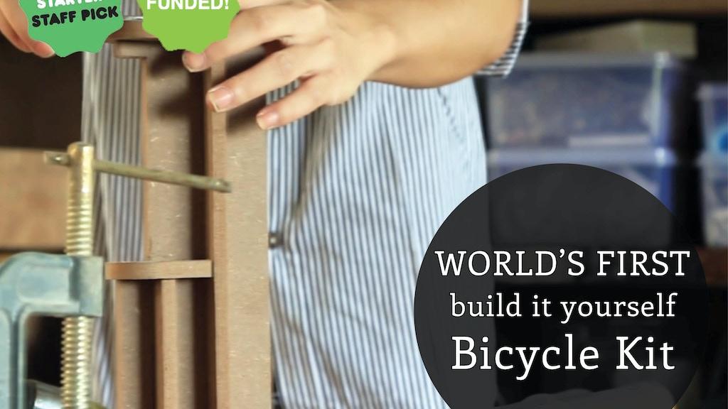 Bamboobee Build It Yourself (BIY) Bike Kit project video thumbnail