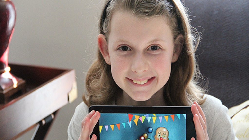Lauren (Age 11) Publishes The Clown that Lost His Funny project video thumbnail