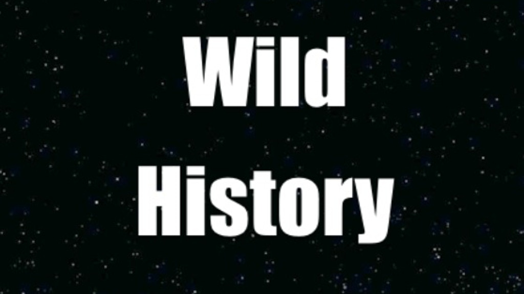 Wild History project video thumbnail