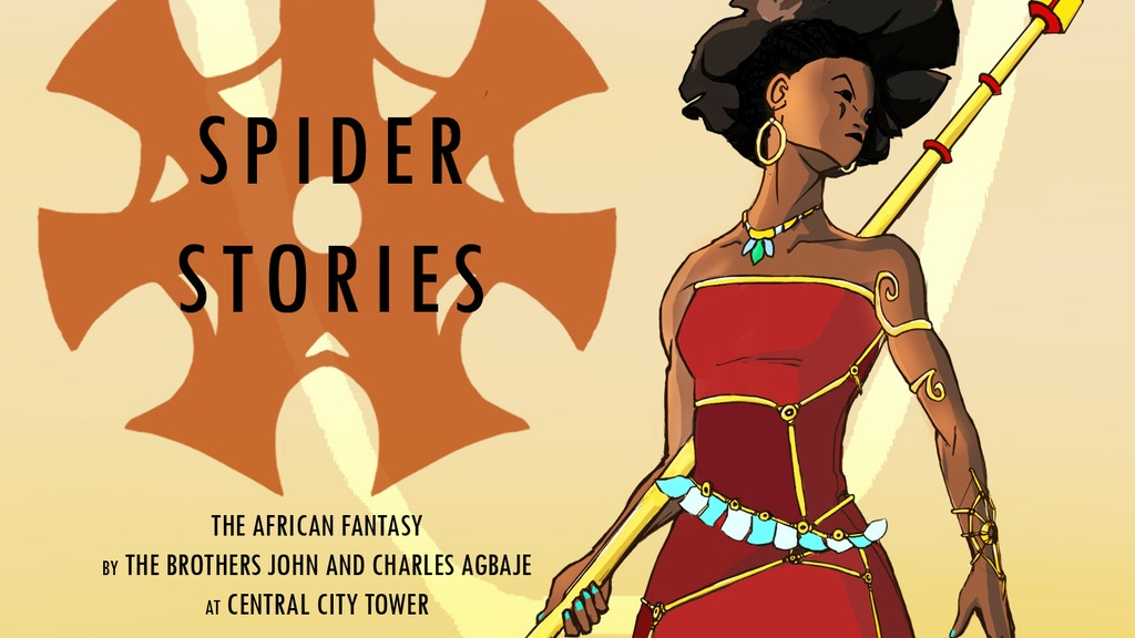 Spider Stories: An Animated Film project video thumbnail