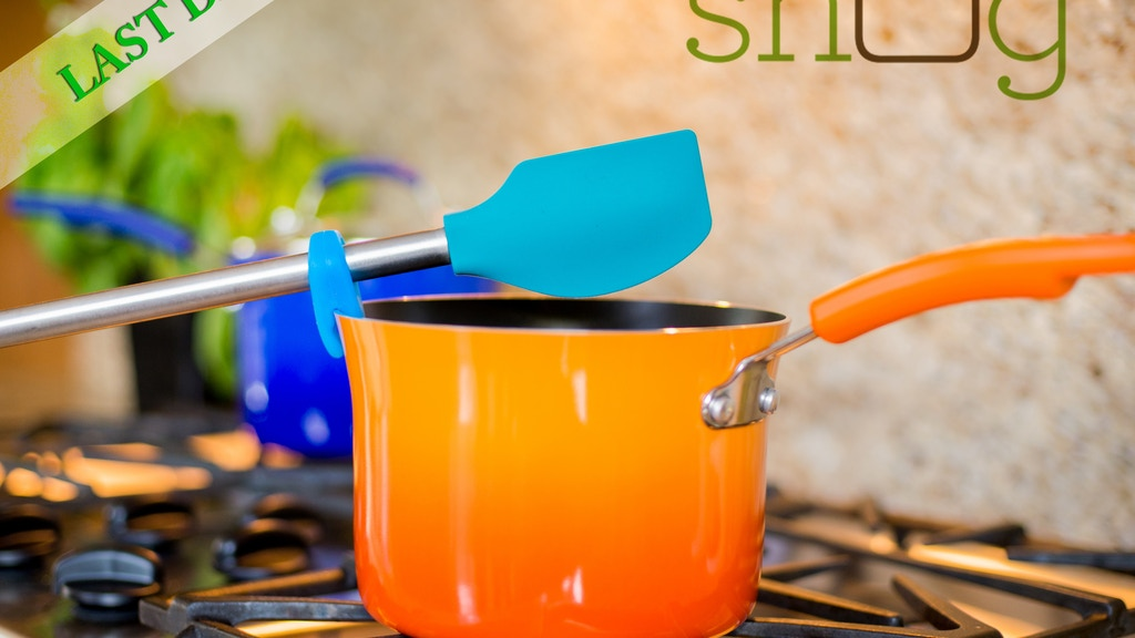 SNUG - An ultra chic and innovative kitchen gadget. project video thumbnail