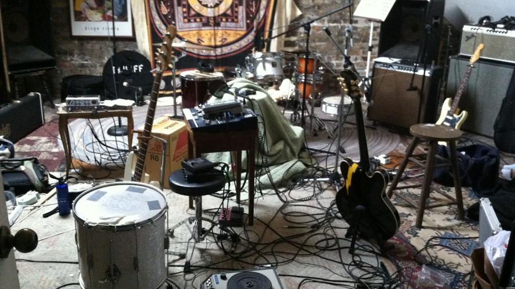 Bailiff Recording 2nd Full-Length Album project video thumbnail