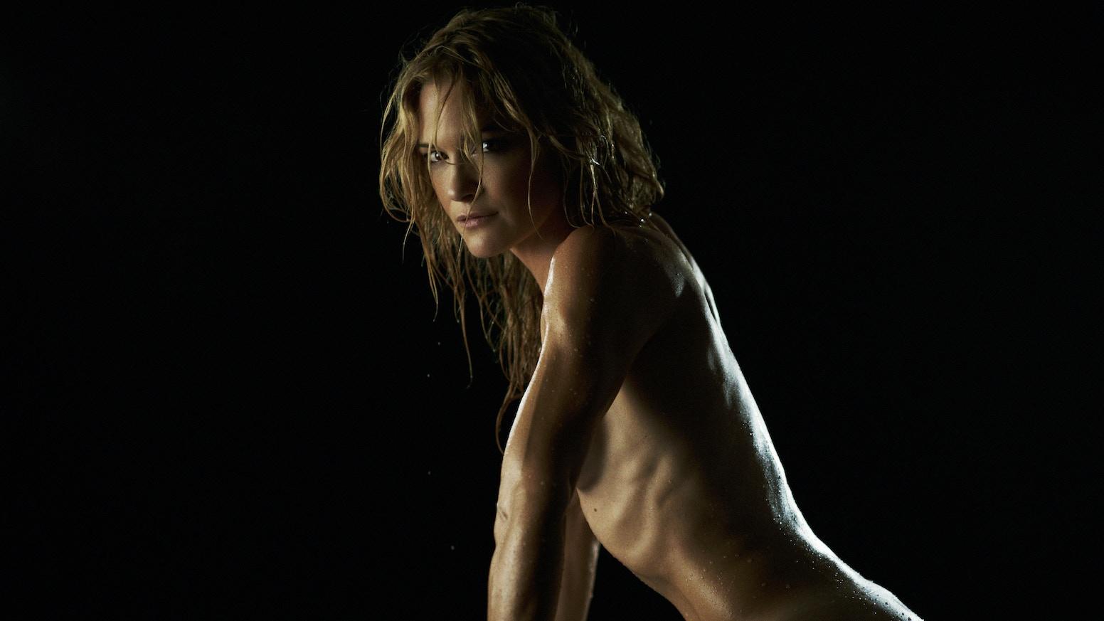 Andrea Osvárt Nuda in the tubtj scott — kickstarter