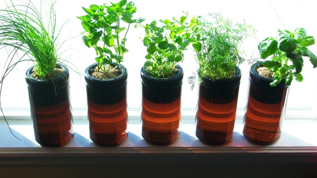 Grow Jar - A Simple to use Hydrogarden in a Jar project video thumbnail