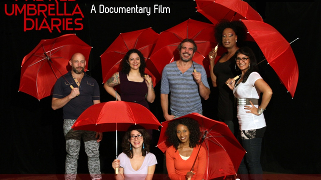 Red Umbrella Diaries: A Documentary About Sex Worker Stories project video thumbnail