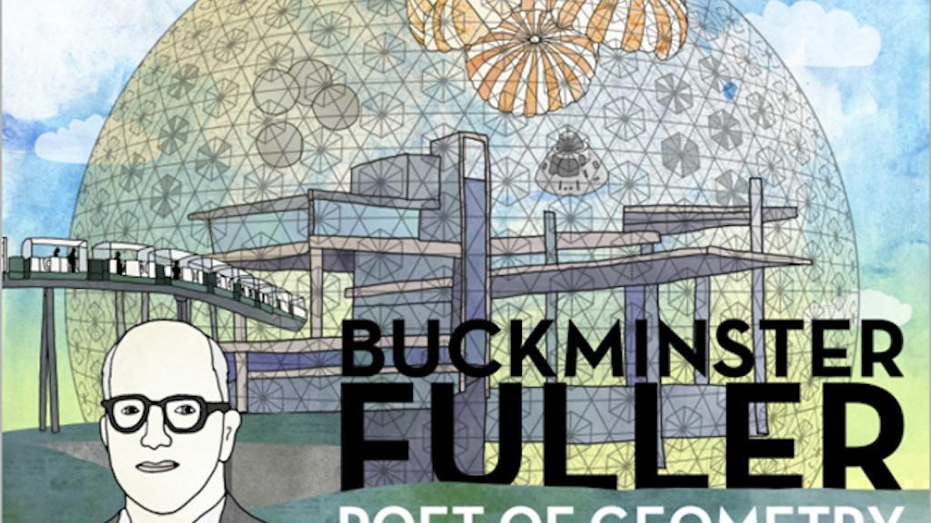 Buckminster Fuller: Poet of Geometry project video thumbnail