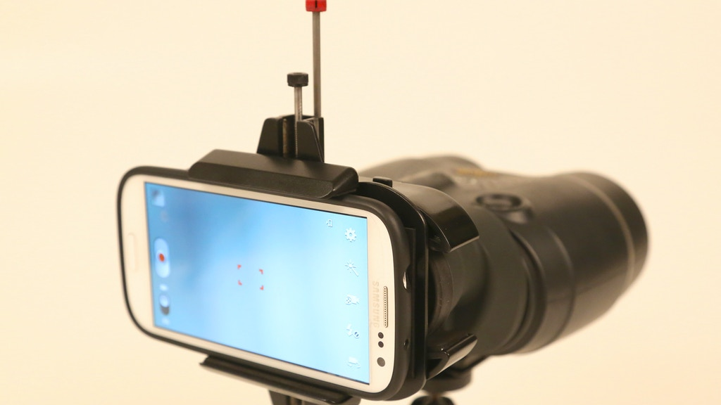 Snapzoom: The Universal Smartphone Scope Adapter project video thumbnail