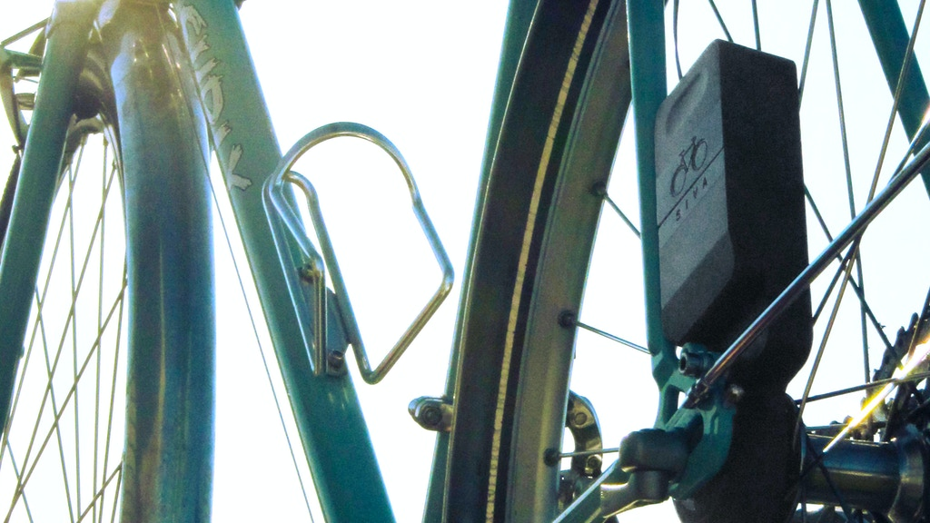 The Siva Cycle Atom - Powering your life one pedal at a time project video thumbnail