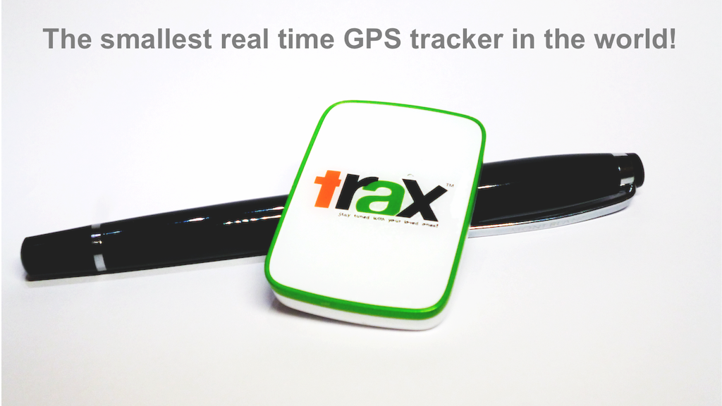 Trax: Next generation mini GPS tracker for Children and Pets project video thumbnail
