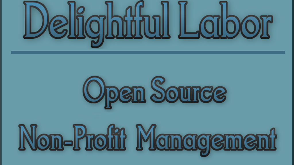 Project image for Delightful Labor