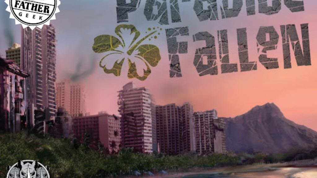 Paradise Fallen project video thumbnail