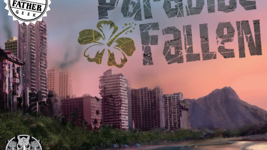 Paradise Fallen project video thumbnail