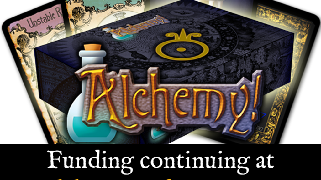 Alchemy! the card game! Make potions, unleash chaos! project video thumbnail