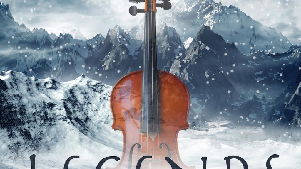 """Legends: Fantasy Violin"" - Album Release project video thumbnail"