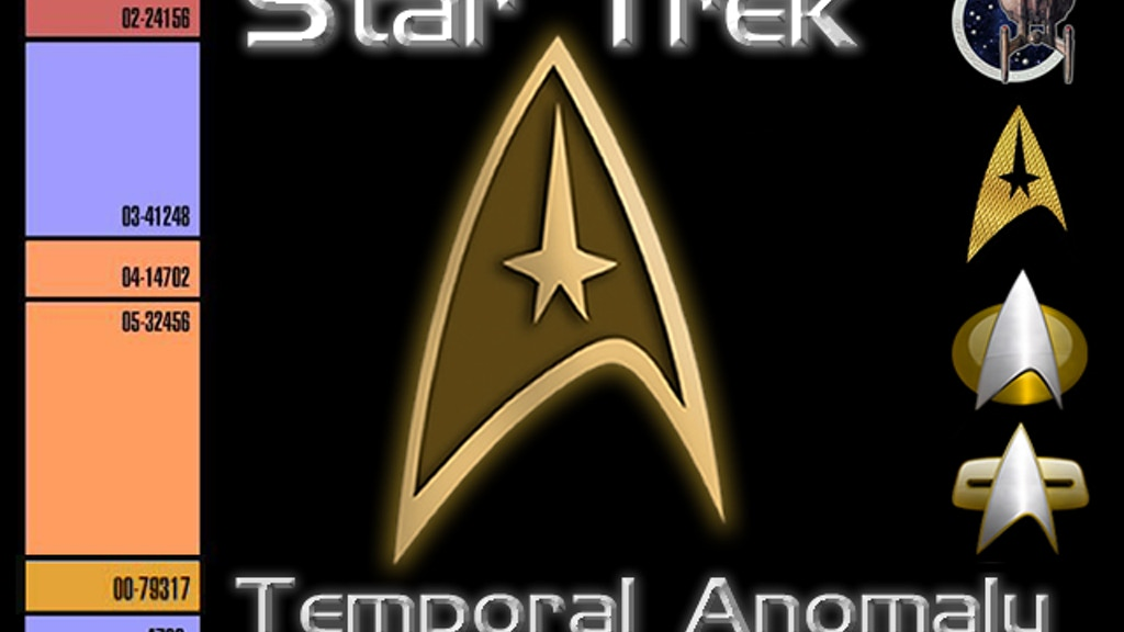 Star Trek: Temporal Anomaly (Fan Film) project video thumbnail