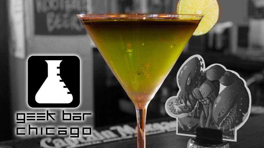 Geek Out Geek Bar!! project video thumbnail