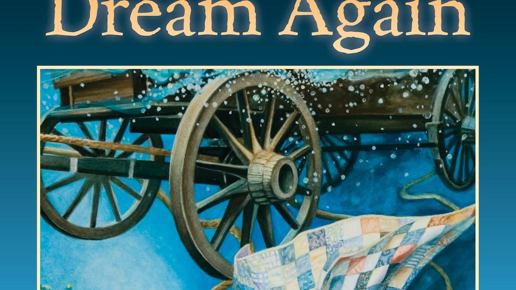 Dream Again Children's Book project video thumbnail