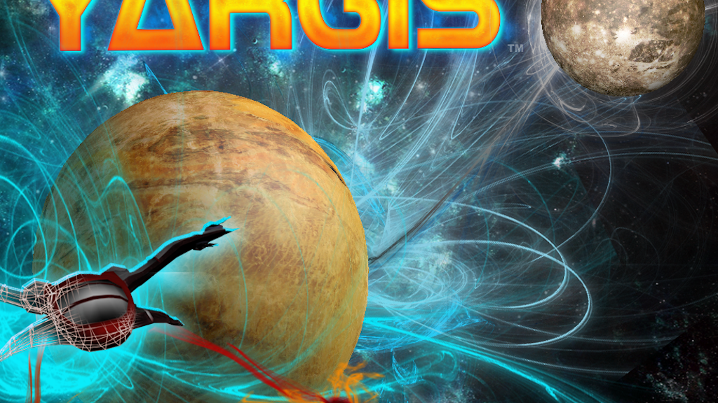 Yargis - Indie Space Game of the Year! project video thumbnail
