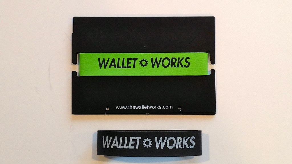 Wallet Works -- The Wallet that Works! project video thumbnail
