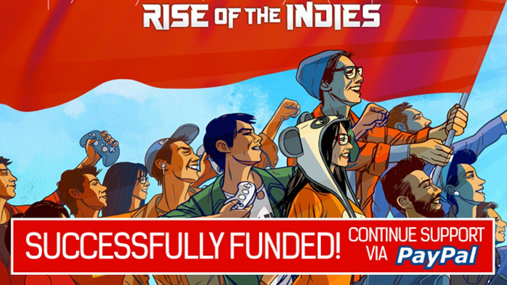 GAME LOADING: Rise Of The Indies project video thumbnail