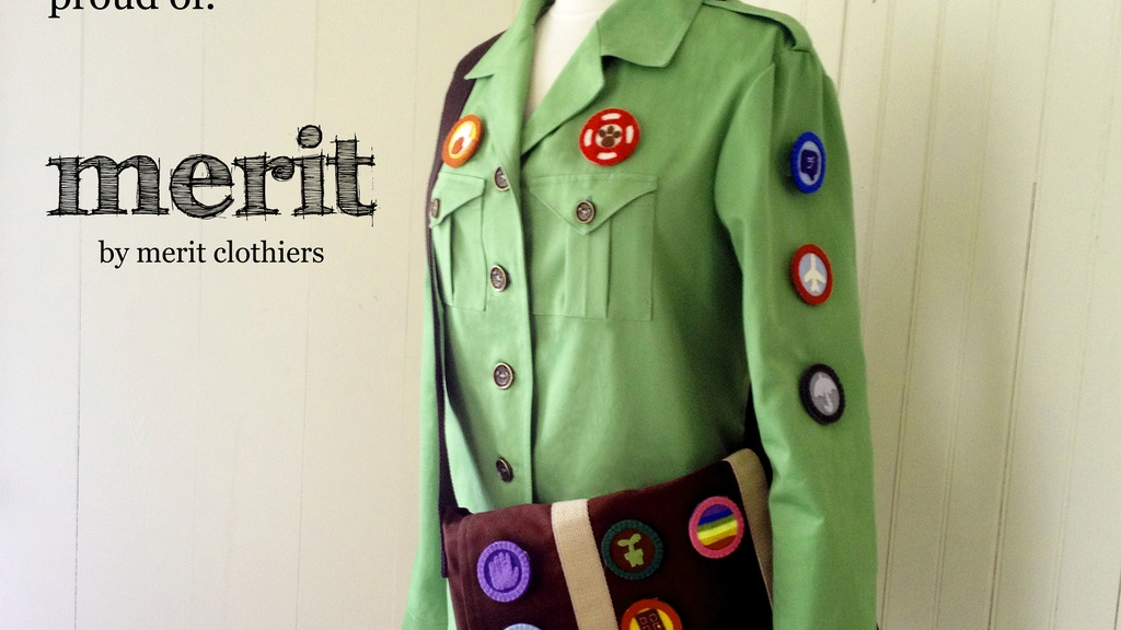 Merit Clothiers- Inspiring Others to do Good Deeds. project video thumbnail