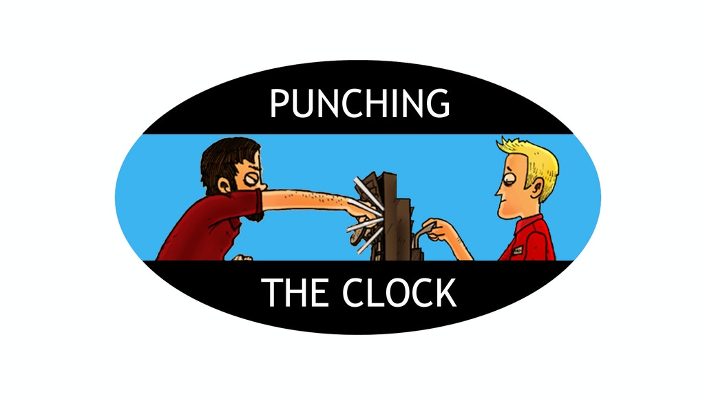 Punching the Clock: Punching the Kickstarter project video thumbnail