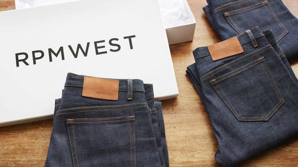RPMWEST: Perfect Jeans, Delivered. project video thumbnail