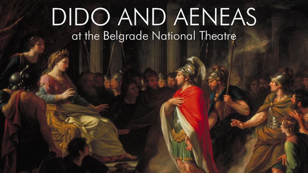 "Bring the magic of baroque opera ""Dido & Aeneas"" to Belgrade project video thumbnail"