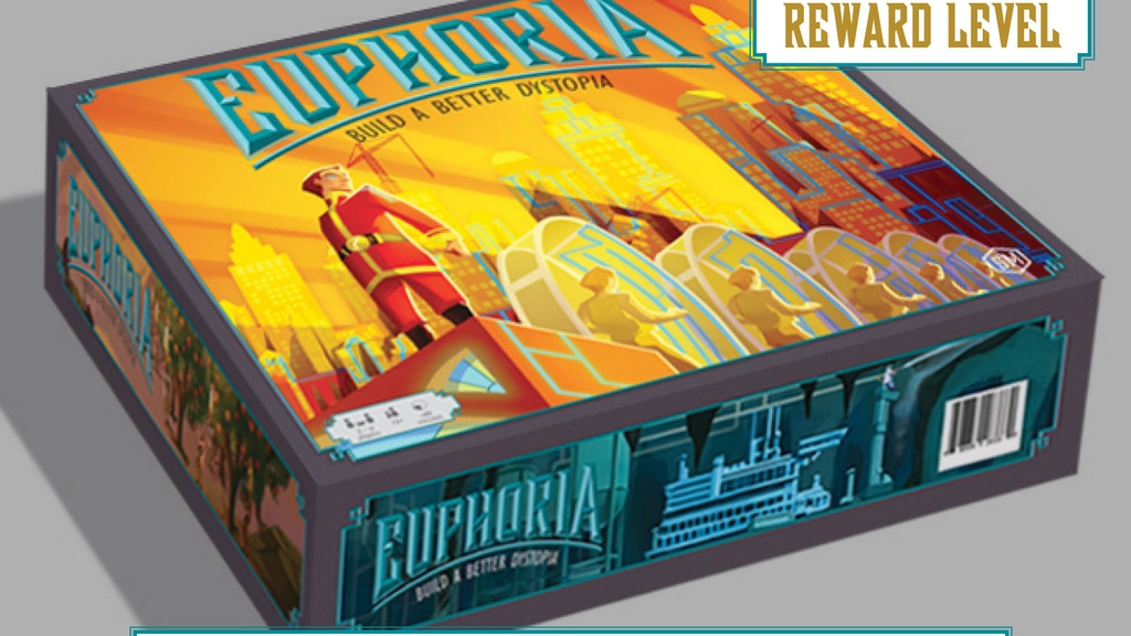 Euphoria: Build a Better Dystopia project video thumbnail