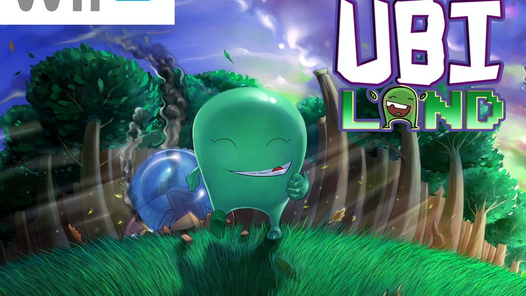 Super Ubi Land (PC, Mac, Linux, Wii U) project video thumbnail