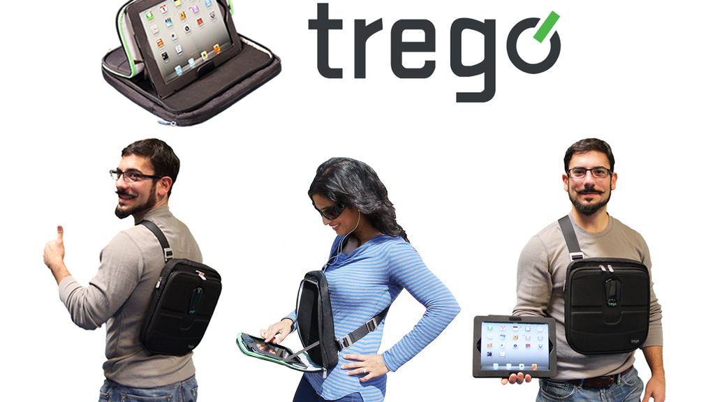 Trego - The Wearable iPad Case project video thumbnail