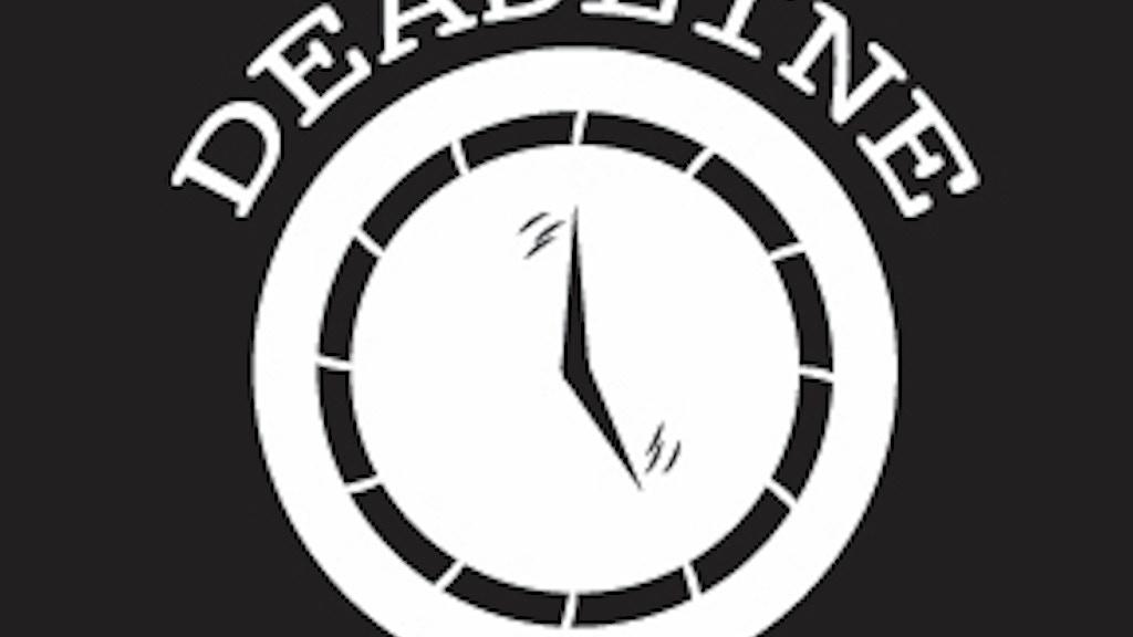 Deadline project video thumbnail