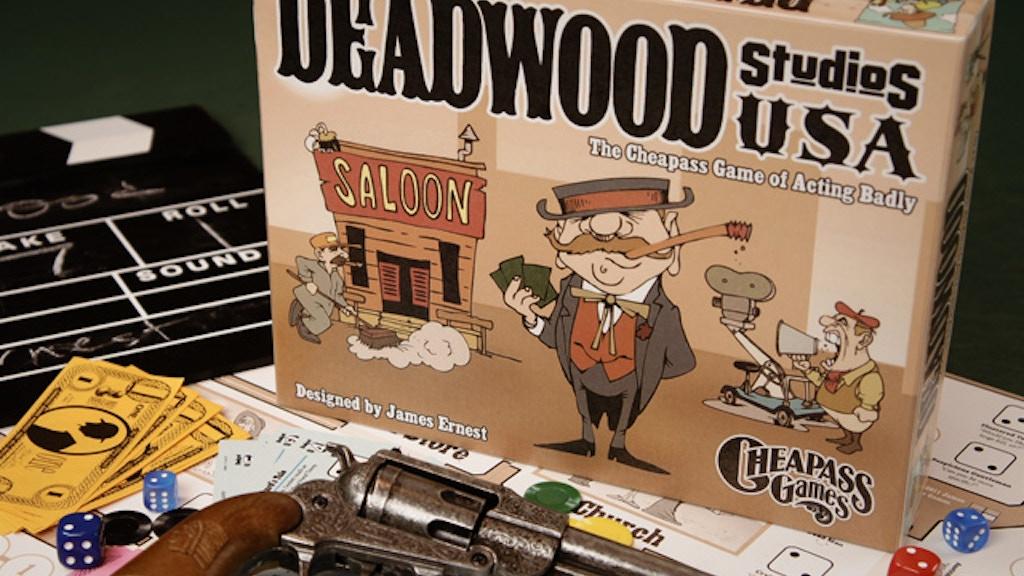 Deadwood Studios USA project video thumbnail