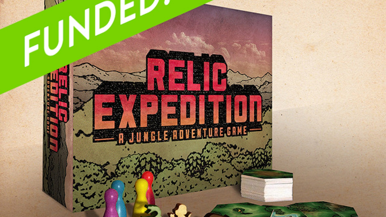 Relic Expedition: A Jungle Adventure Game by Foxtrot Games » Meet
