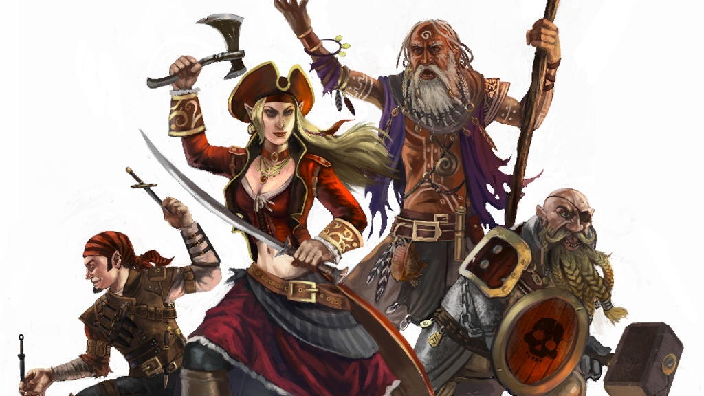Freeport: The City of Adventure for the Pathfinder RPG by