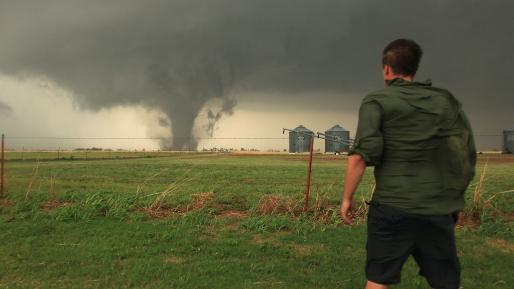 Tornado Chasers project video thumbnail