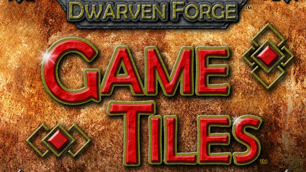 Dwarven Forge's Game Tiles: Revolutionary Miniature Terrain project video thumbnail