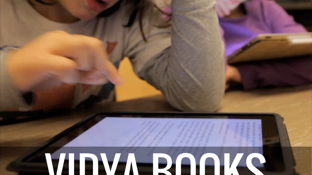 VIDYA BOOKS: the book, as reimagined by video game makers. project video thumbnail