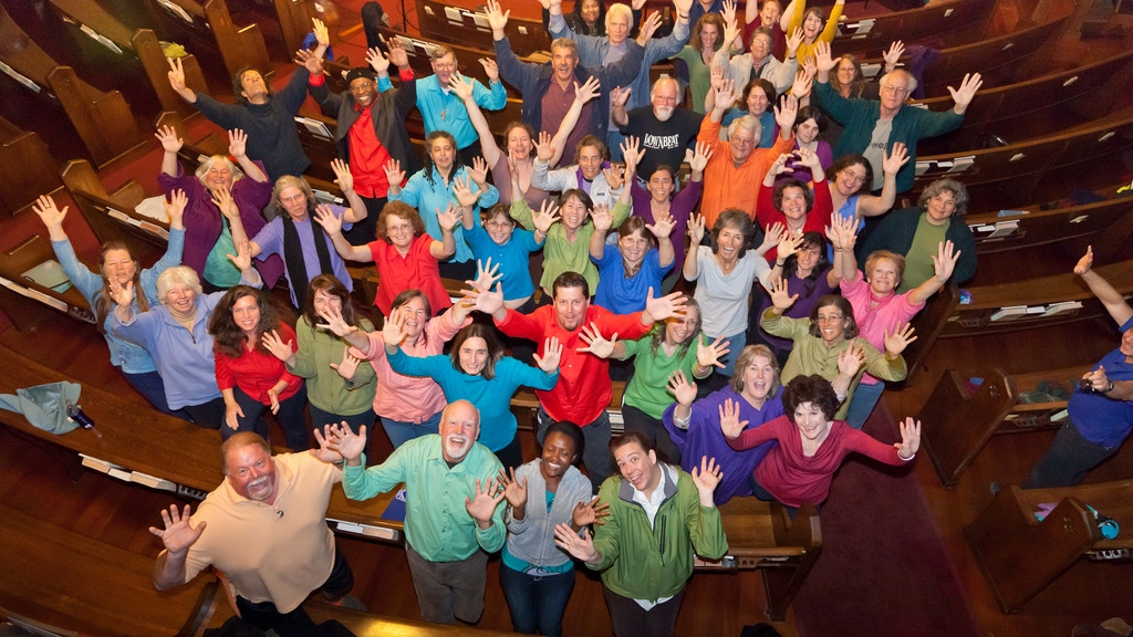 Rejoicing in Song: The Arcata Interfaith Gospel Choir project video thumbnail