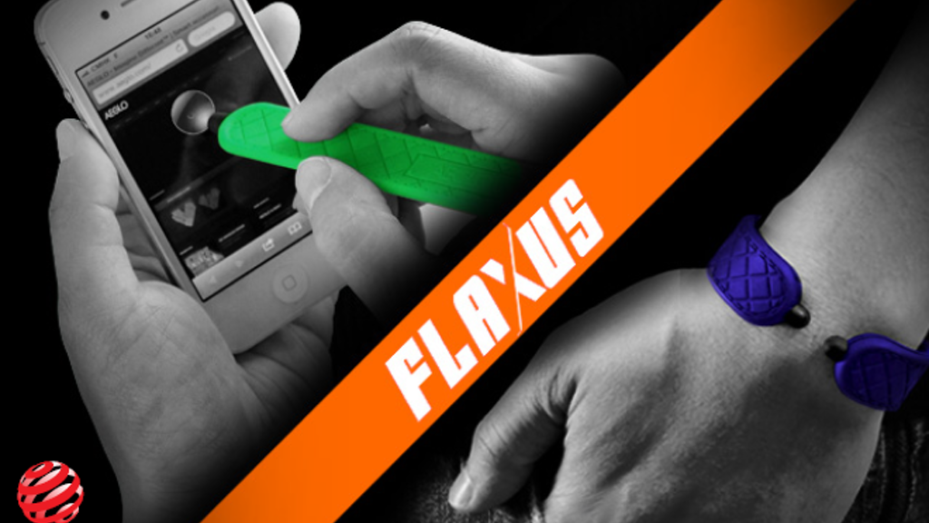 FLAXUS   Wearable Mobile Device Stylus project video thumbnail
