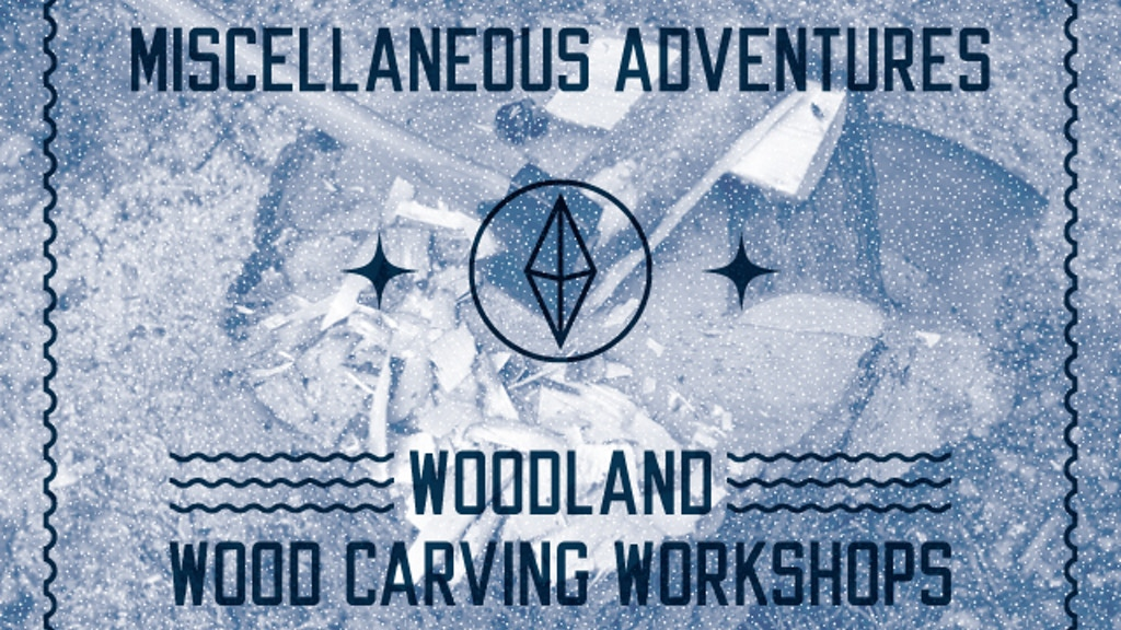 Woodland Woodcarving Workshops project video thumbnail