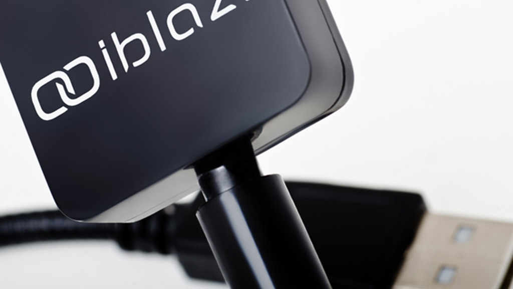iblazr - The LED Flash for Smartphones and Tablets project video thumbnail