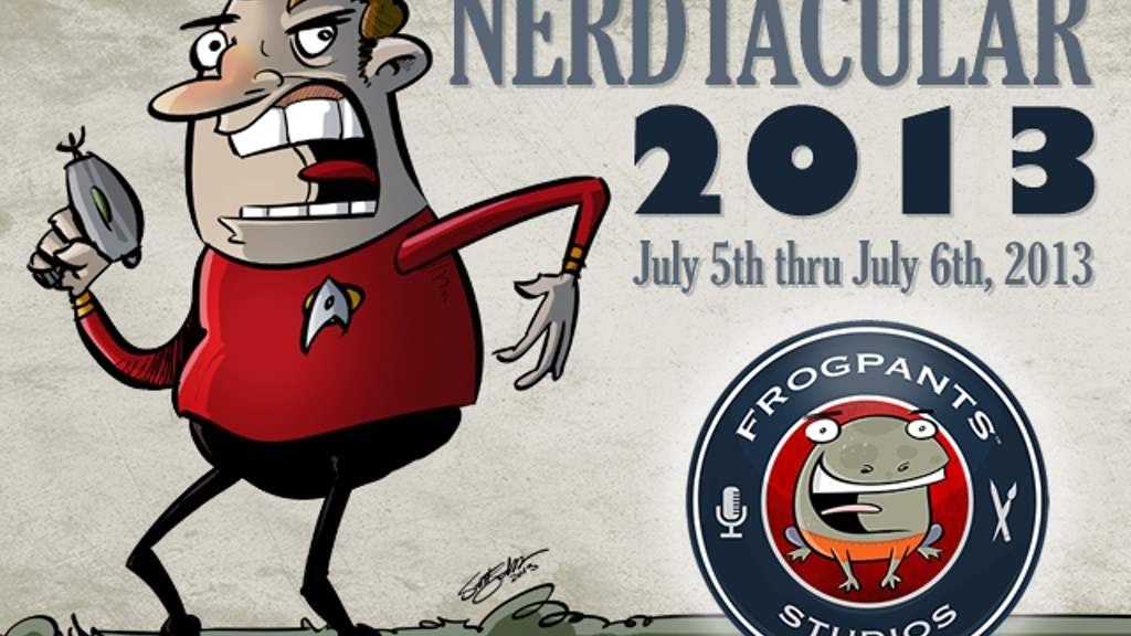 The Nerdtacular 2013 Fan Event! project video thumbnail