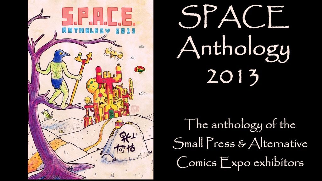 SPACE Anthology 2013 project video thumbnail