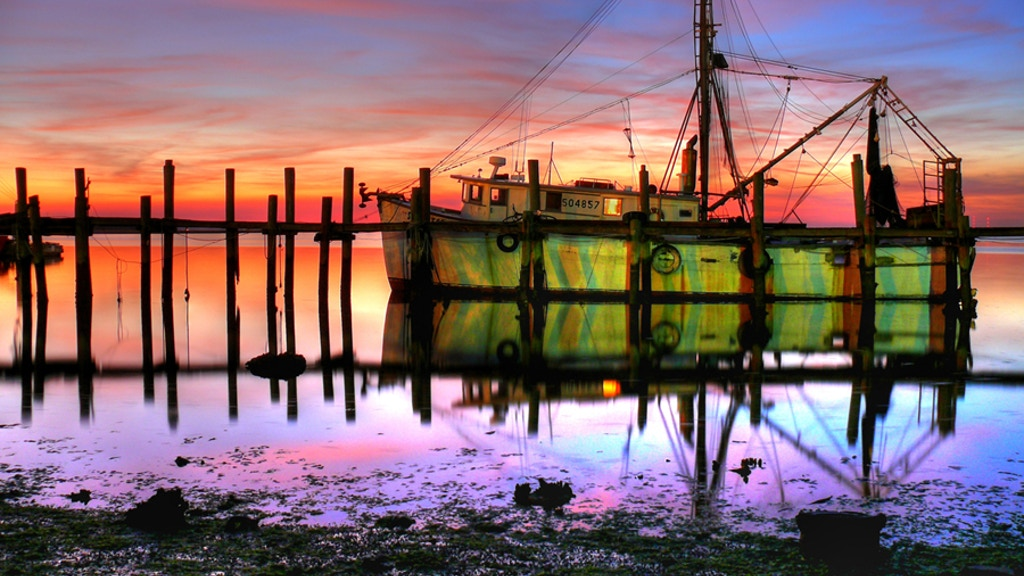 Evanescent Trawlers of the South - Book and Photo Exhibit project video thumbnail